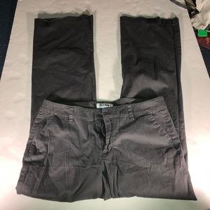 OLD NAVY Pants Size 12 Womens Gray